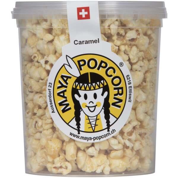 Maya Popcorn Caramel 100g - Maya Popcorn
