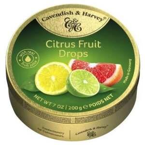 Cavendish & Harvey Citrus Fruit Drops 200g - Cavendish & Harvey