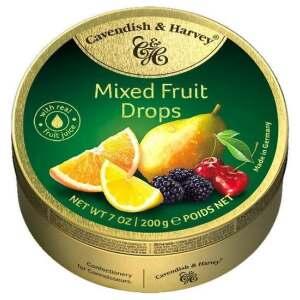 Cavendish & Harvey Mixed Fruit Drops 200g - Cavendish & Harvey