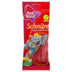 Red Band Erdbeerschnüre 100g - Red Band
