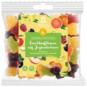 Fruchtsaftbären auf Joghurtschaum 150g - Naschlabor
