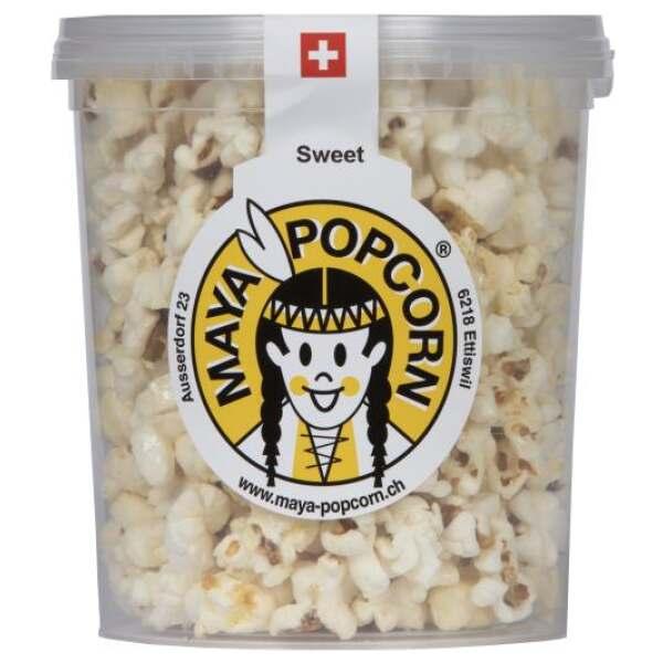 Maya Popcorn Sweet 60g - Maya Popcorn