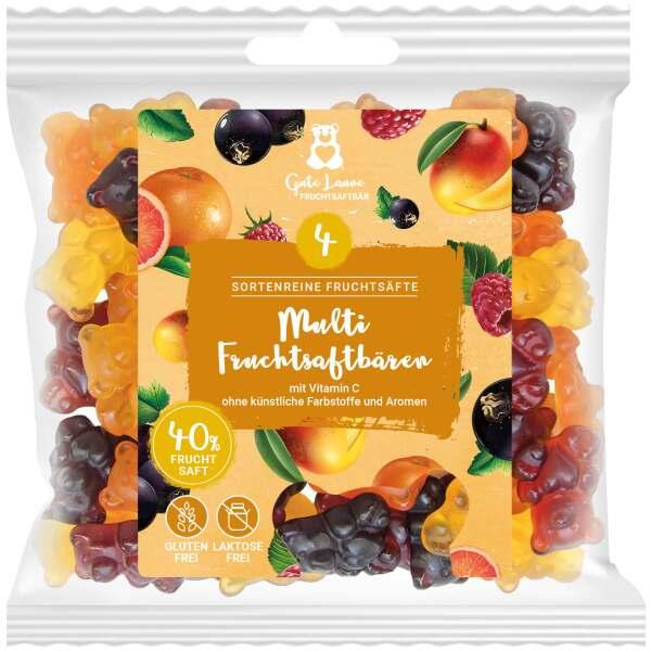 Multi Fruchtsaftbären 150g - Naschlabor