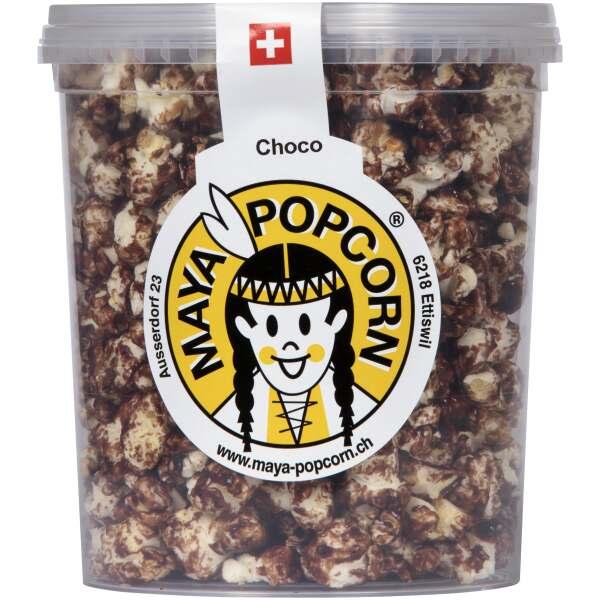 Maya Popcorn Choco 100g - Maya Popcorn