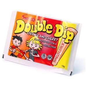 Swizzels Double Dip Stäbchen & Schleckpulver - Swizzels