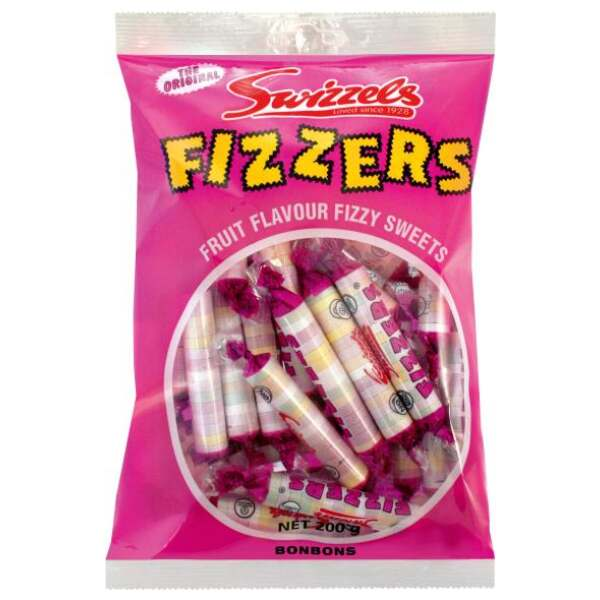 Swizzels Fizzers 200g - Swizzels