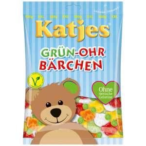 Katjes Grün-Ohr Bärchen 500g - Katjes