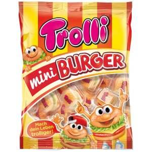 Trolli Mini Burger 100g im Beutel - Trolli